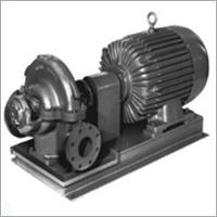 Split Case Electric Motor Irrigation Pump