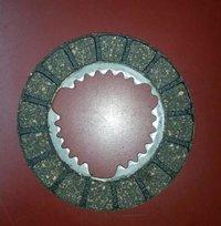 Three Wheeler Clutch Plate Mahindra Alfa