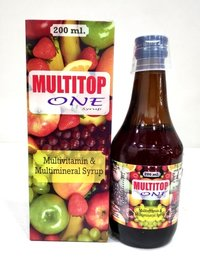 Multivitamin & Multimineral  Syrup
