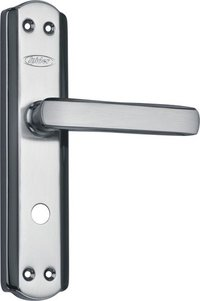 Spider Steel Mortise Lock Set (S606M BS)