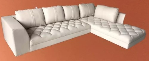 Fancy Corner L Shape Sofa set