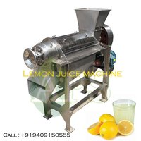 lemon juice machine