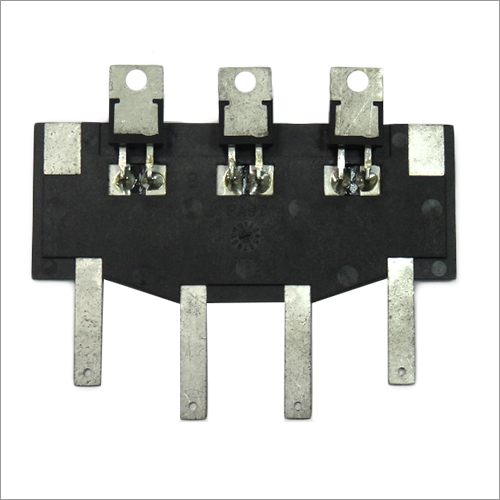 Pin Header Insert Molding