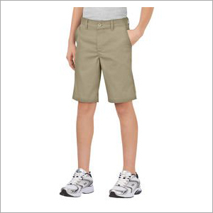 School Plain Short