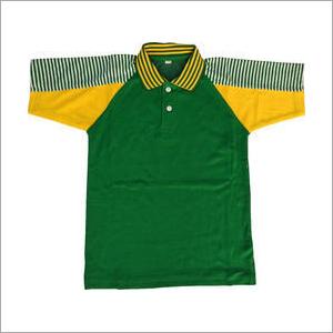 School Collar T-Shirt