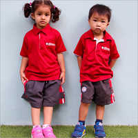 Kids Pre School Uniform