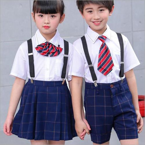Primary Cotton School Uniform