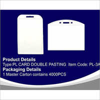ID CARD DOUBLE PASTING ( PL - 3A )