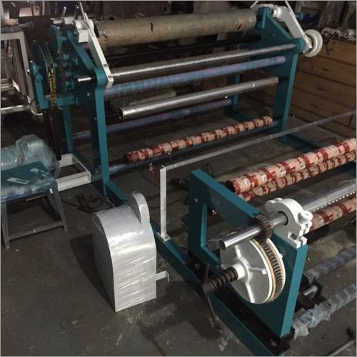 Light Duty Slitting Rewinding Machine