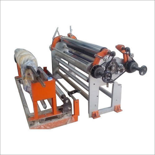 Drum Type Slitting Rewinding Machine