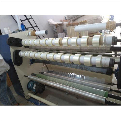Fully Automatic BOPP Tape Slitting Machine