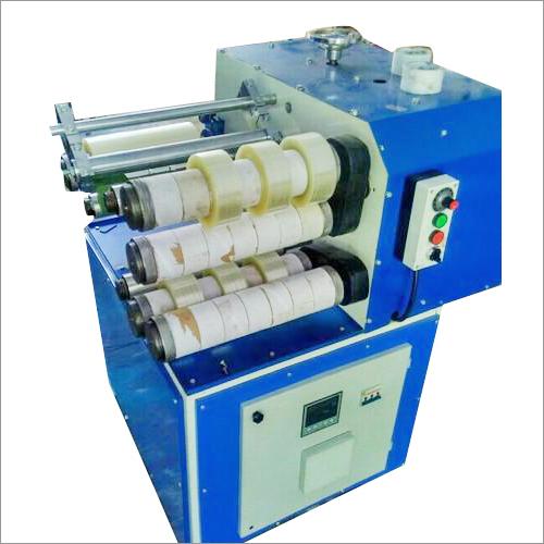 Automatic BOPP Tape Slitting Machine
