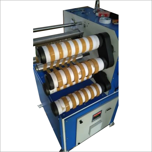 Mini BOPP Tape Slitting Machine