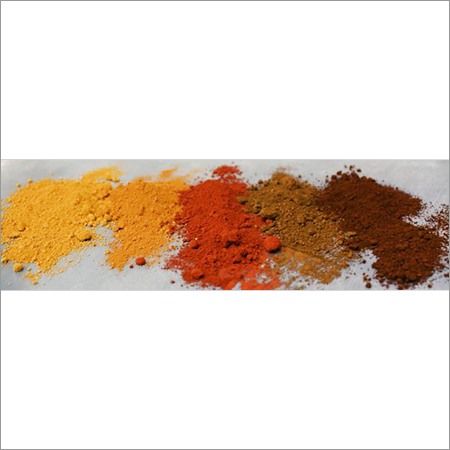 Natural Iron Oxide
