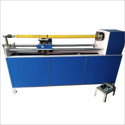 PVC Insulation Tape Cutting Machine