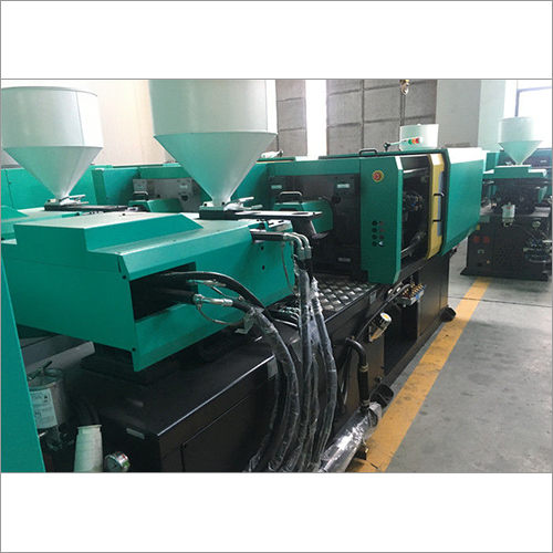 Servo Horizontal Injection Molding Machine