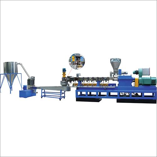 Industrial Plastic Reprocess Plant