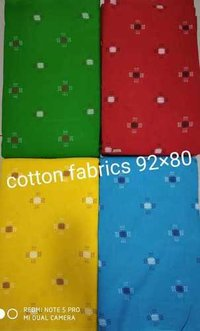 Cotton Fabric Pattern