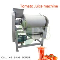 Tomato juice machine