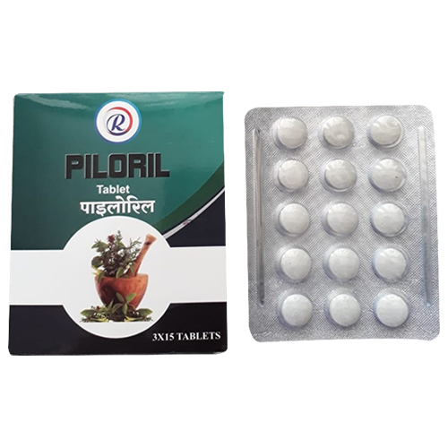 Piloril Tablet