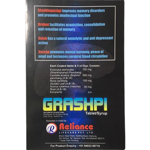 Grashpi Tablet