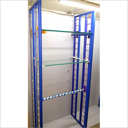 Steel Garments Display Rack