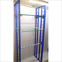 Steel Garments Display Rack