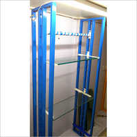Partition Display Rack