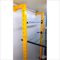 Display Rack Slotted Angle