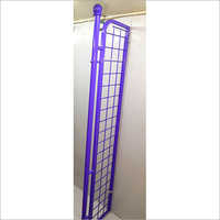 Display Rack Partition Pillar