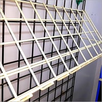 Shoes Grid Display Stand