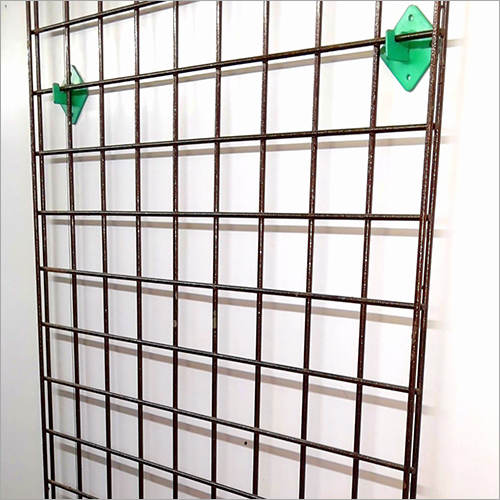Garments Gridwall Display Stand
