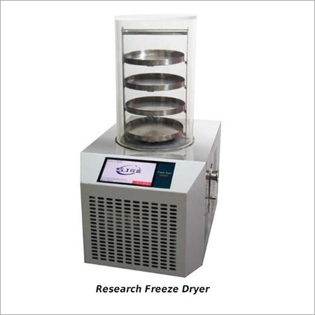 Research Freeze Dryer