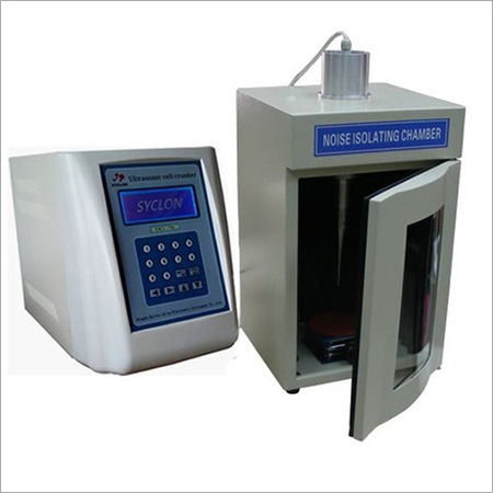 Ultrasonic Homogenizer
