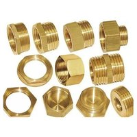Brass Pipe Adaptor