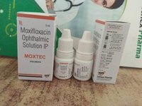 Moxifloxacin Eye drop