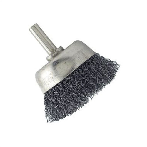 SS Cup Wire Brush