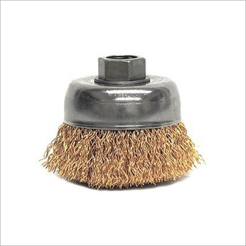 Wire Crimped Cup Brush