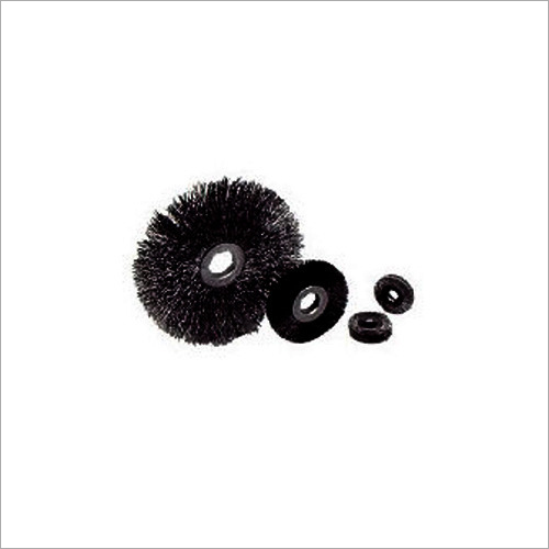 Crimped Wheel Brush