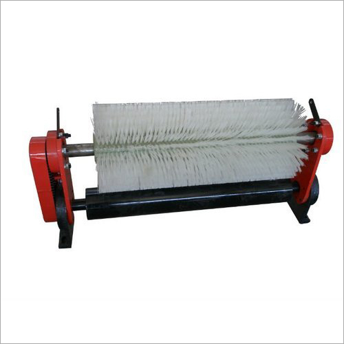 Conveyor Belt Cleaning Brush