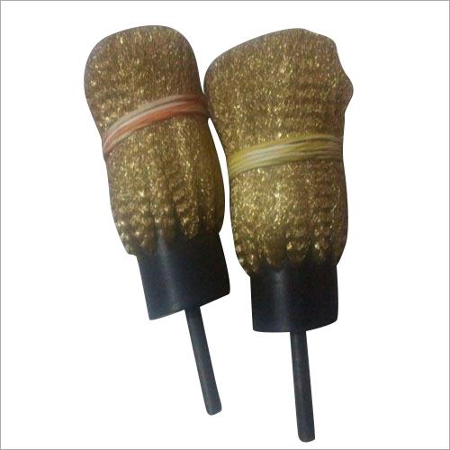 Row Long Brass Wire Brush