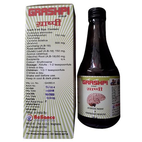 Grashpi Syrup