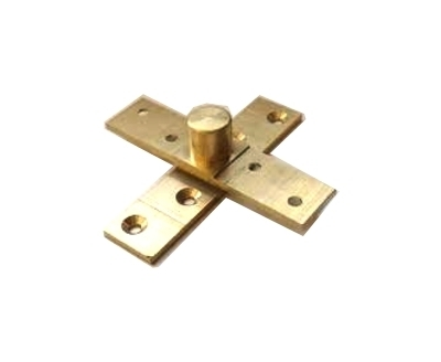 Brass Ball Pivot Hinges