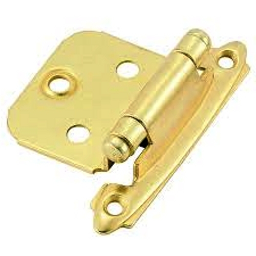 Brass Overlay Hinges