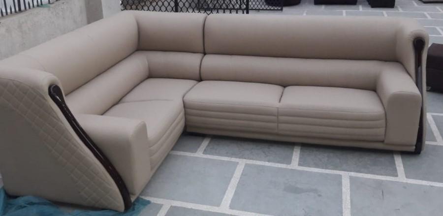 Luxury Corner L Shape Sofa