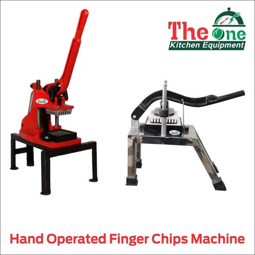 HAND FINGER CHIPS MACHINE