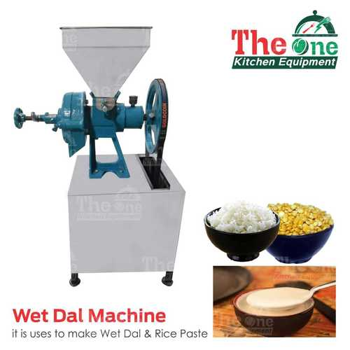 WET DAL MACHINE