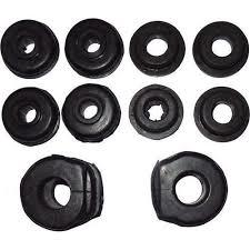 Rubber Black Rod Balance Kit