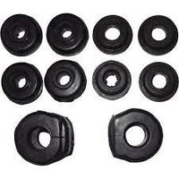 Rubber Black Rod Balance Kit