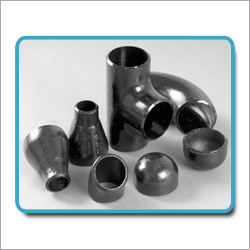 Carbon And Alloy Steel Buttweld Fitting